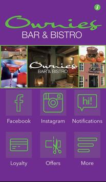 Ownies Bar & Bistro poster