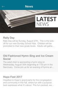 Lutheran Church FWD screenshot 3
