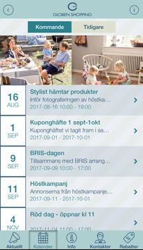 Globen Intern apk screenshot