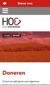 Stichting HOE apk screenshot