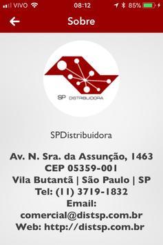 SP Distribuidora screenshot 1