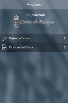 Casino de Badajoz apk screenshot