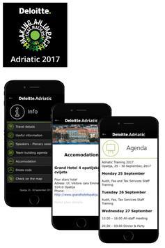 Deloitte Adriatic 2017 apk screenshot