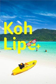 Koh Lipe+ mobile poster