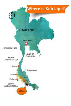 Koh Lipe+ mobile apk screenshot