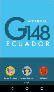 G148 Ecuador apk screenshot