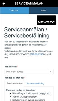 Newsec Kungsbrohuset apk screenshot