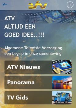 ATV Suriname PLUS apk screenshot