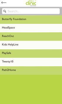 Teen Clinic screenshot 1