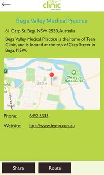 Teen Clinic apk screenshot