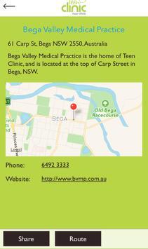 Teen Clinic screenshot 2