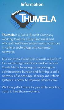 Thumela Conference apk screenshot