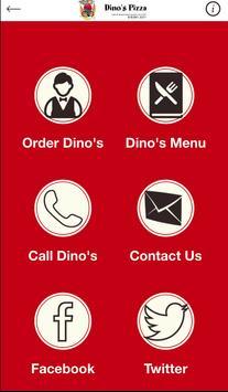 Dino's Pizza Burbank poster