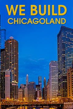 Build Chicagoland poster