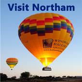 Visit Northam icon