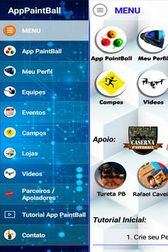 App PaintBall poster