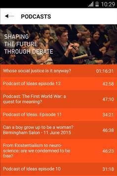 Institute of Ideas apk screenshot