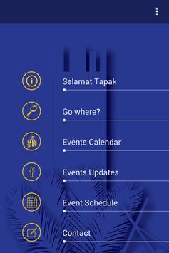 Mukah Travel and Event Guide poster