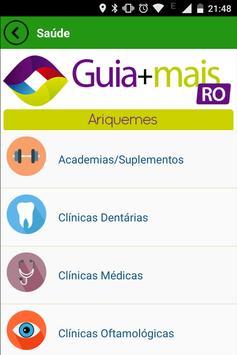 Guia Mais RO - Buritis screenshot 1