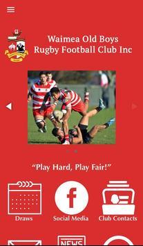 Waimea Old Boys Rugby Club apk screenshot