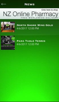 North Shore Table Tennis apk screenshot