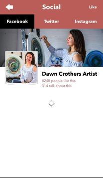Dawn Crothers Artist apk screenshot