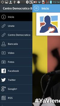 Centro Democratico Bog apk screenshot