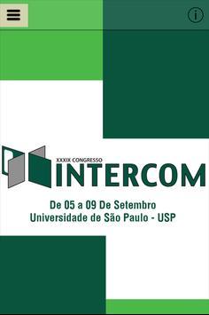 XXXIX Congresso Intercom poster