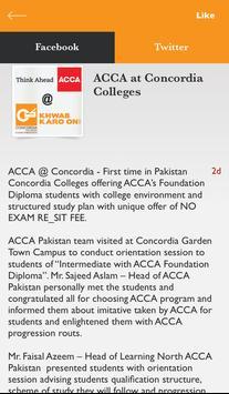 Concordia Colleges screenshot 3