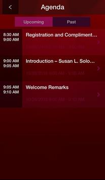 The NYSCF Conference apk screenshot