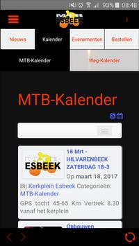 MTB-Esbeek apk screenshot