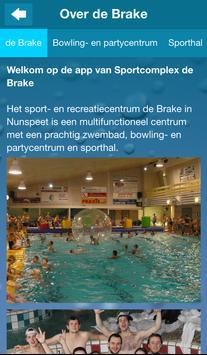 Zwembad De Brake apk screenshot