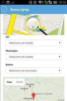 Igreja Quadrangular apk screenshot