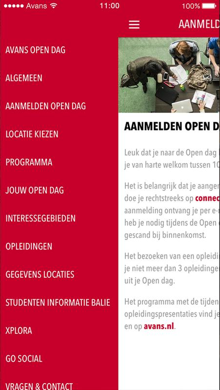 avans open dag for android - apk download