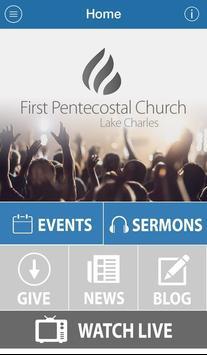 FPC Church Lake Charles LA apk screenshot