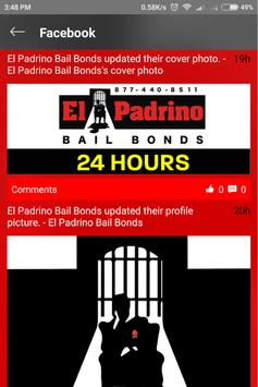 El Padrino Bail Bonds apk screenshot