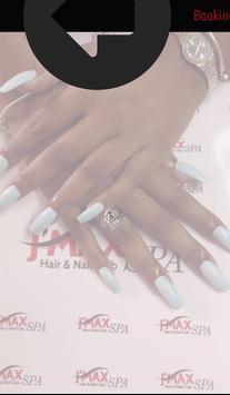 JMax Spa Hair & Nails Club screenshot 3