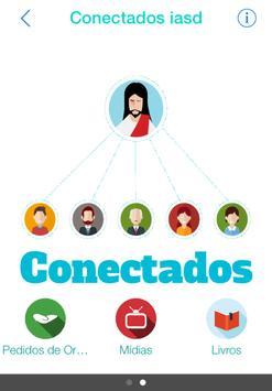 Conectados com Deus apk screenshot