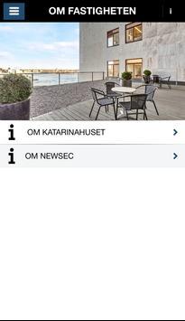 Newsec Katarinahuset screenshot 1