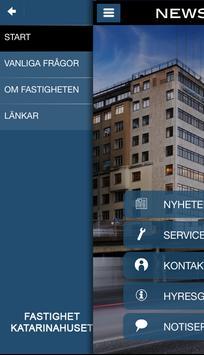 Newsec Katarinahuset screenshot 2