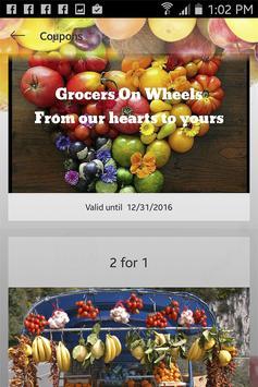 Grocers On Wheels screenshot 1