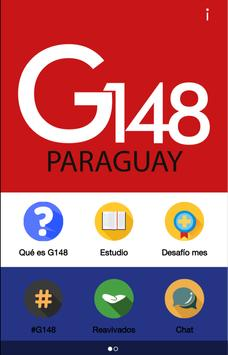 G148 poster