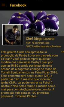 Chef Diego Lozano apk screenshot