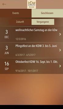 kDw App screenshot 2