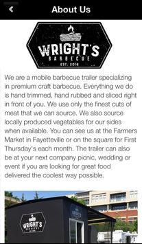 Wright's Barbecue apk screenshot