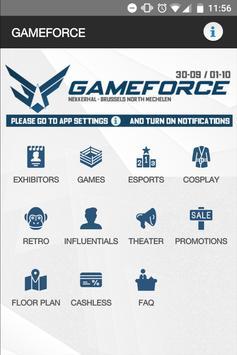 GAMEFORCE poster