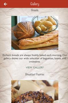 Etchea Bakery screenshot 1