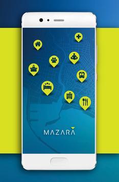 MAZARÀ poster