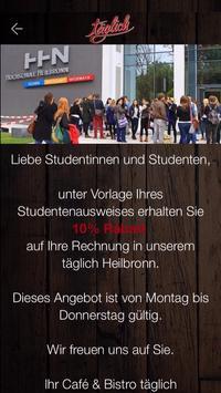 Täglich Heilbronn apk screenshot