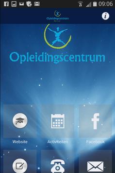 Opleidingscentrum Kersten poster
